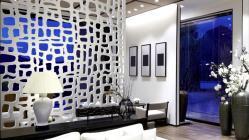 Interior Design Beautiful Partition Ideas Small Space