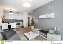 Interior Design Living Room Kitchen