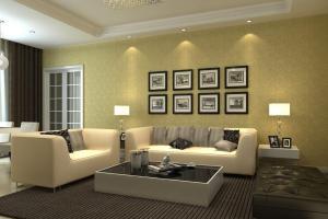 Interior Minimalist Living Room