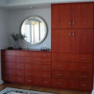 Interior Office Furniture Mirrored Bathroom Cabinet
