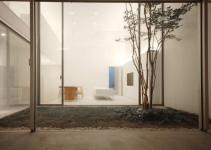 Internal Courtyard Minimalist Interior Design Ideas