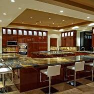 Italian Kitchens Style Rustic Modern