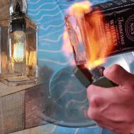 Jack Daniels Diy Light