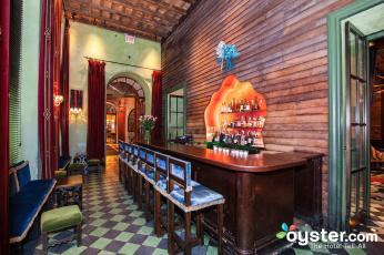 Jade Bar Gramercy Park Hotel Oyster