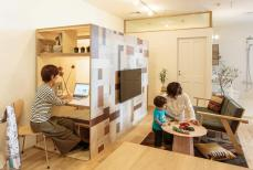Japanese Interior Micro Houses Study Spaces Great