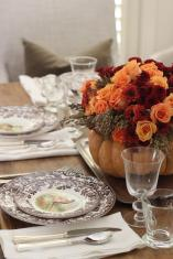Jenny Steffens Hobick Thanksgiving Table Setting Diy