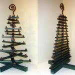 Jesse Tree Stand Wooden Christmas Inspiredtraditions