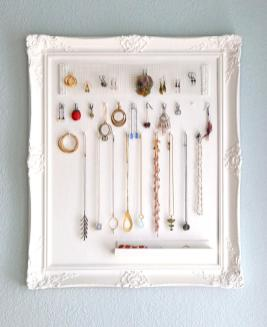 Jewelry Display Diys Sincerely Yours