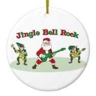 Jingle Bell Rock Ornament Zazzle
