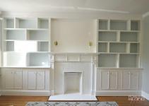Julia Ryan Built Bookshelves