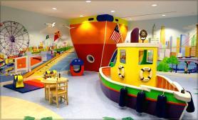 Kids Room Playground Fun Play Place Centre