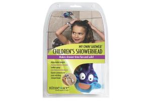 Kids Shower Own Showerhead Child