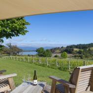 Kina Beach Vineyard Cottage Nieuw Zeeland Travelessence