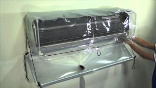 King Pump Air Conditioner Cleaning Cover Set Diy