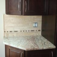 Kitchen Backsplash Trim Ideas Home Interior Designing