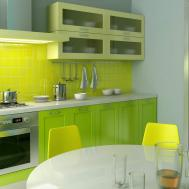 Kitchen Colors Green Your Home Design