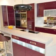 Kitchen Contemporary Small Indian Design
