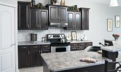 Kitchen Paint Cabinets Grey Color