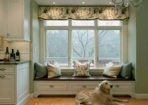 Kitchen Window Seat Design Kitchens Ideas