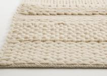 Knit Rug Rugs Ideas