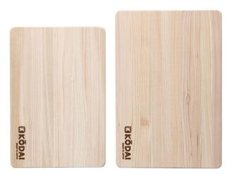 Kodai Japanese Cypress Cutting Board Ippinka