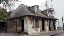 Lafitte Blacksmith Shop Bourbon Street French