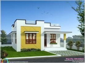 Lakh Budget Home Kerala Design