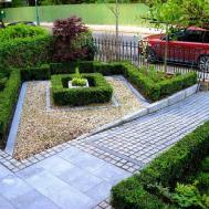 Landscape Ideas Grass Small Front Yard Exterior