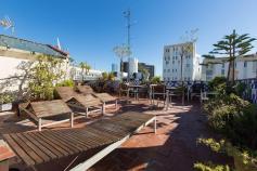 Large Apartment Great Terrace Flats Rent