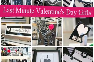 Last Minute Heart Themed Valentine Day Gift Ideas