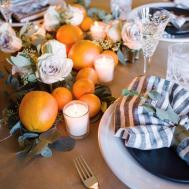 Last Minute Thanksgiving Tablescape Southern Style Guide