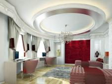 Latest False Designs Living Room Bed
