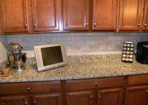 Leanne Wonderland Diy Backsplash
