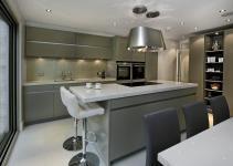 Leicht Kitchens Designer Showroom Fulham London Elan