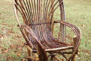 Lewis Drake Associates Willow Tree Child Chair