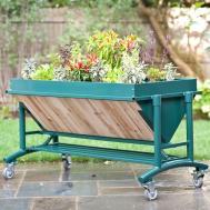 Lgarden Mobile Garden Table Diy Home Center