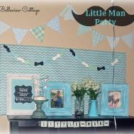 Little Man First Birthday Party Belleview Cottage