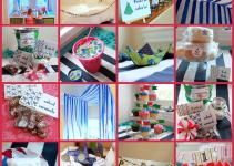 Little Miss Priss Nautical First Birthday Party