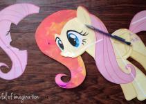 Little Pony Craft Spoonful Imagination