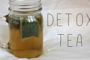 Liver Detox Tea Recipe Balance Hormones Cleanse Your