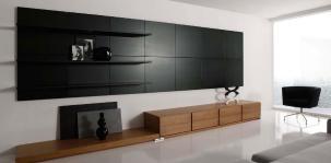 Living Room Beautiful Modern Light Grey