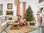 Living Room Christmas Decorating Ideas 2017