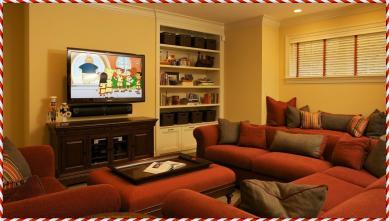 Living Room Electrical Design