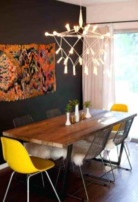 Living Room Ideas Dining Table Modern Home Interior