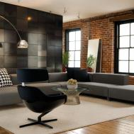 Living Room Ideas Grey Sectional