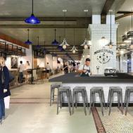 Longman Eagle Team Uniting Food Court Inside Loop