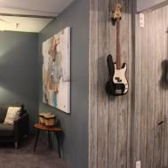 Los Angeles Music Studio Natalie Younger Interior Design