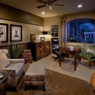 Lovely Luxury Home Office Design 418