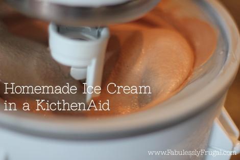 Low Fat Ice Cream Recipes Kitchenaid Mixer Best Recipe 2018