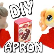 Lps Diy Kitchen Apron